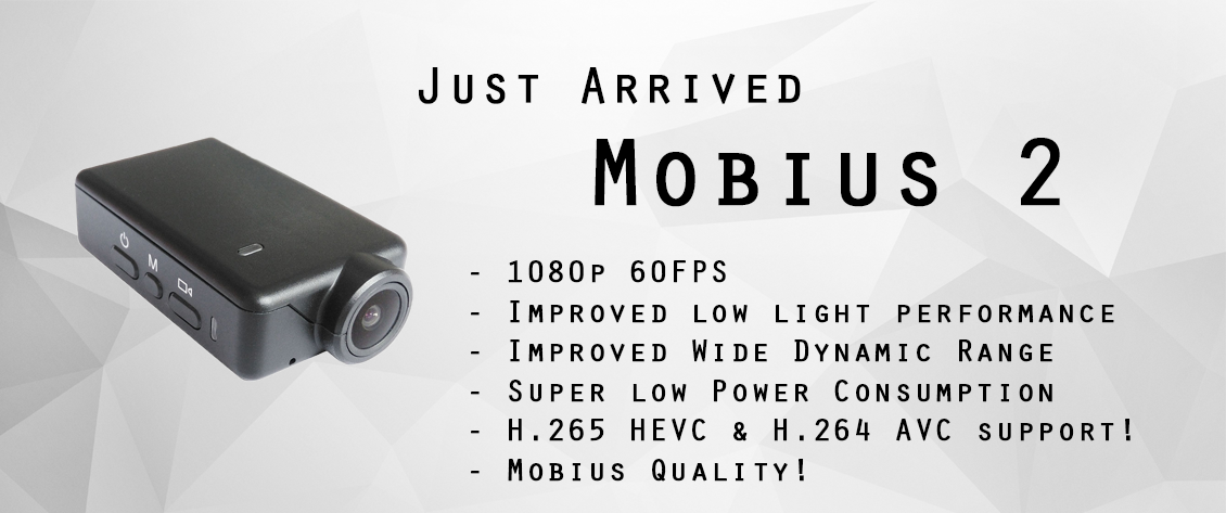 Mobius 2 60fps action camera